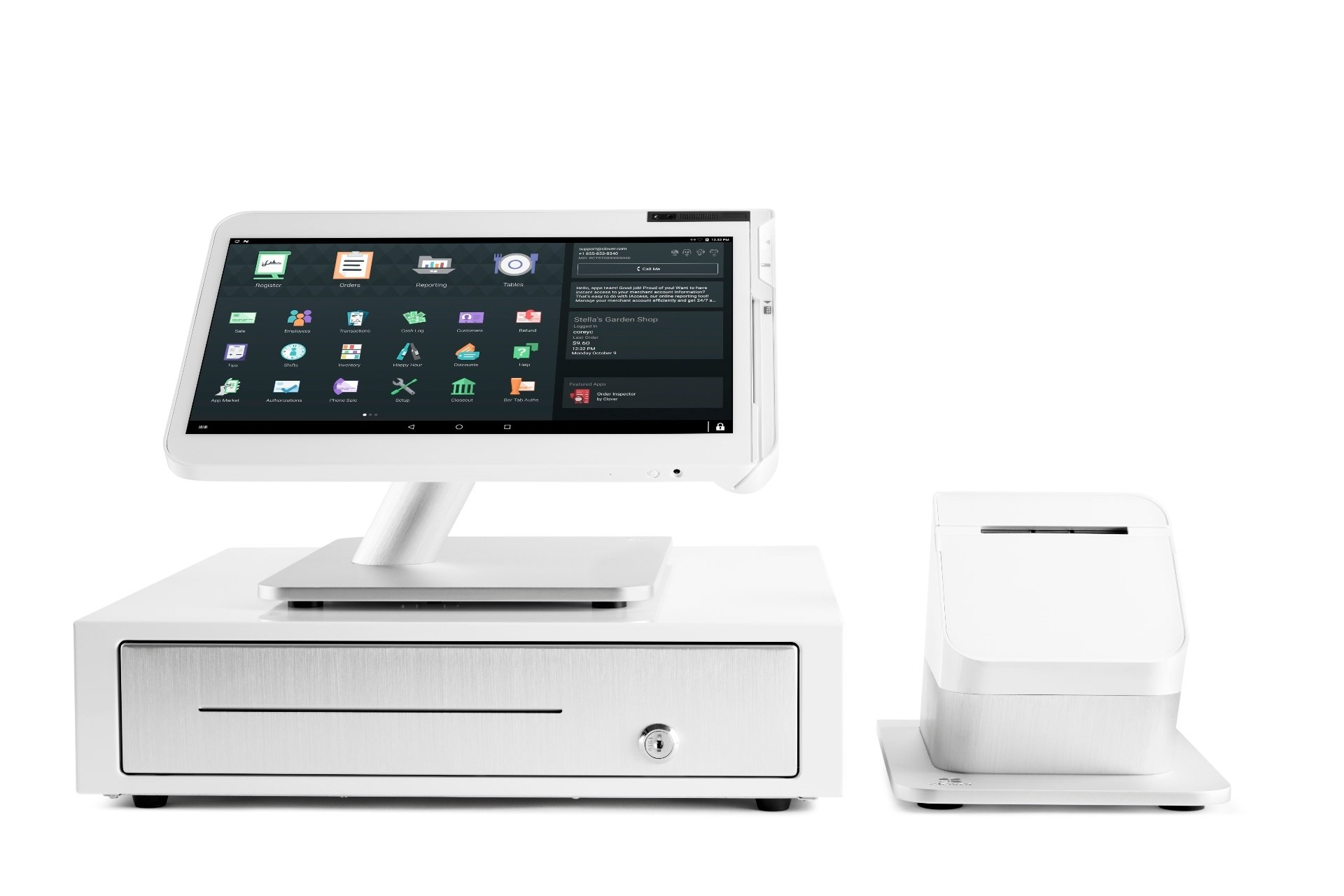 Upgrade your POS with new Clover Station